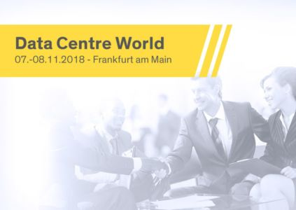 Data Centre World, Frankfurt, 7 - 8.11.2018