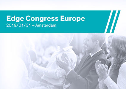Preview visual Edge Congress Europe 2019