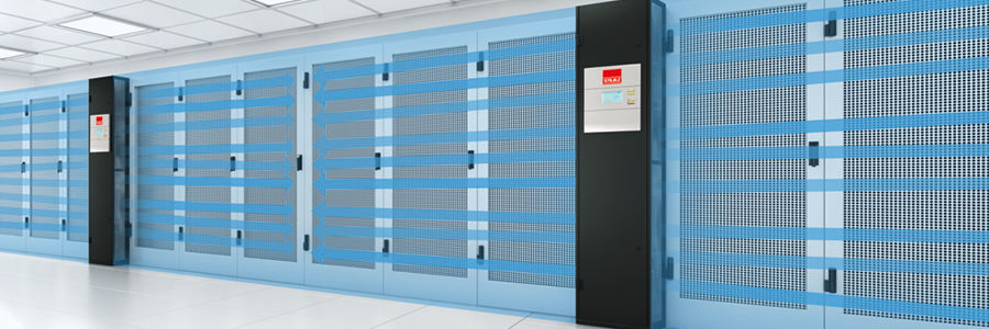 An energy efficient solution for the data centre facility